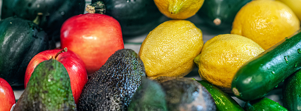 Fruit and vegetables are washed and disinfected before entering the house. This hygienic practice has been implemented worldwide to combat the COVID-19 virus