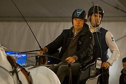 Chardon Bram, NED, Conversano XXIV 3 2I, Incitato VII-6, Dreef Beheer Rezgo, Siglavy Capriola Kapitany<br /> Jumping Mechelen 2017<br /> © Sharon Vandeput<br /> 29/12/17