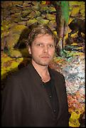 JONAS BURGERT, Jonas Burgert, Stuck Hirn Blind, PV. Blain Southern. Hanover Sq. London. 13 October 2014.
