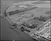 "Ackroyd 15540-03 ""Port of Portland. Aerials at Rivergate. August 30, 1968"""