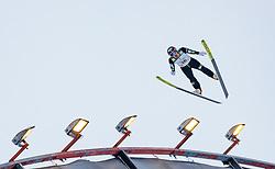 01.03.2017, Lahti, FIN, FIS Weltmeisterschaften Ski Nordisch, Lahti 2017, Nordische Kombination, Skisprung, Grossschanze HS130 m, im Bild Yoshito Watabe (JPN) // Yoshito Watabe of Japan during Skijumping competition of Nordic Combined of FIS Nordic Ski World Championships 2017. Lahti, Finland on 2017/03/01. EXPA Pictures © 2017, PhotoCredit: EXPA/ JFK