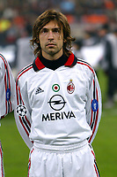 Milano 22/10/2003 Champions League <br />