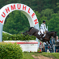Luhmühlen CIC3* 2012 - Cross Country