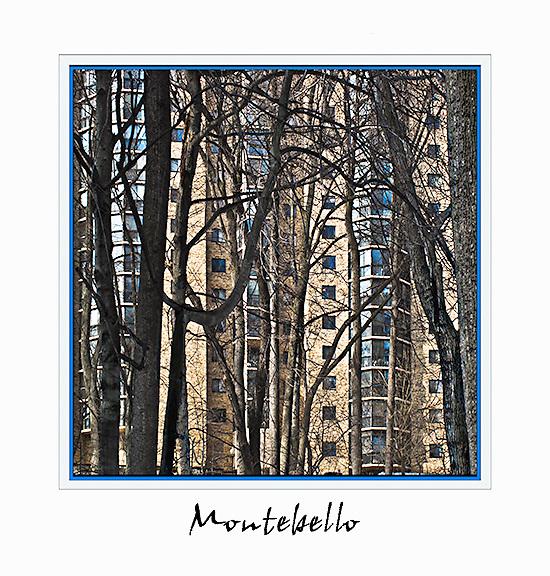 Mug designs proposed for Montebello Condominium Cuppa Joe use.