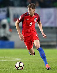 John Stones of England runs with the ball - Mandatory by-line: Robbie Stephenson/JMP - 11/10/2016 - FOOTBALL - RSC Stozice - Ljubljana, England - Slovenia v England - World Cup European Qualifier