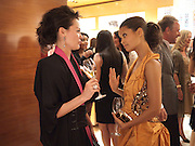 THANDIE NEWTON, Louis Vuitton openingof New Bond Street Maison. London. 25 May 2010. -DO NOT ARCHIVE-© Copyright Photograph by Dafydd Jones. 248 Clapham Rd. London SW9 0PZ. Tel 0207 820 0771. www.dafjones.com.