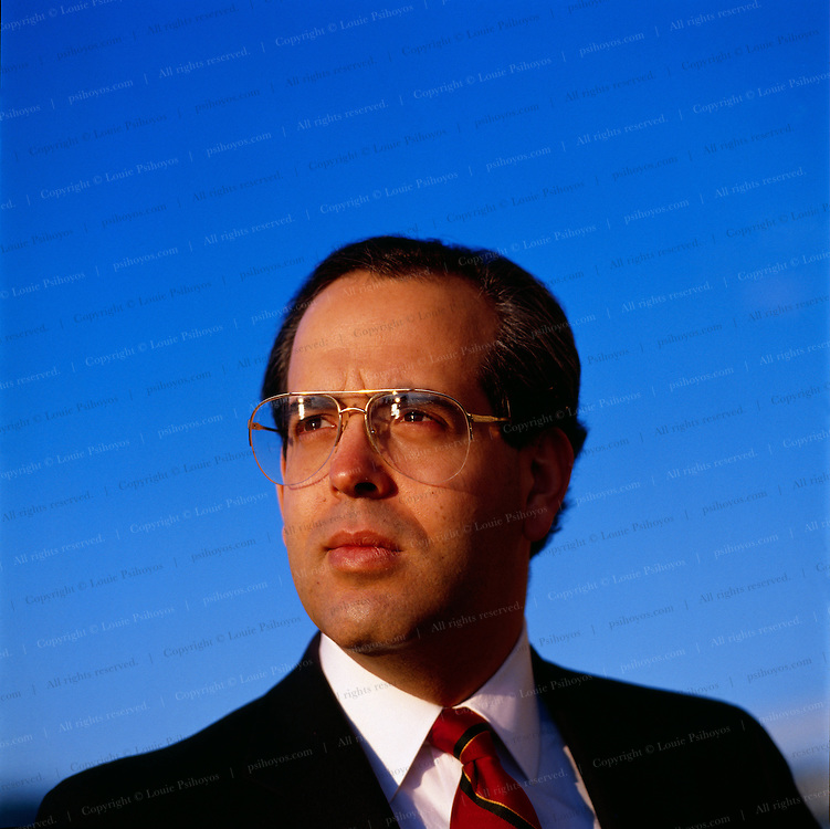 Convicted insider trader Dennis Levine, worked with Ivan Boesky and Michael Milken.