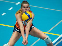 Tessa Polder of Netherlands in action during the Women's friendly match between Belgium and Netherlands at Topsporthal Beveren on may 09, 2021 in Beveren, Belgium (Photo by RHF Agency/Ronald Hoogendoorn)