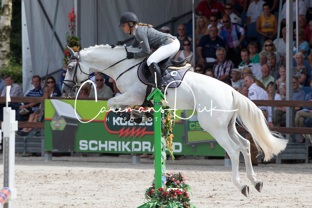 Horyon Mirjan - Darthus<br /> KWPN Paardendagen - Ermelo 2012<br /> © Dirk Caremans