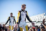January 22-26, 2020. IMSA Weathertech Series. Rolex Daytona 24hr. #4 Corvette Racing Corvette C8.R, GTLM: Tommy Milner,