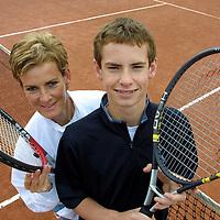 A Teenage Andy Murray