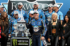 Monster Energy NASCAR Cup Series - Foxwoods Resort Casino 301 - 22 July 2018