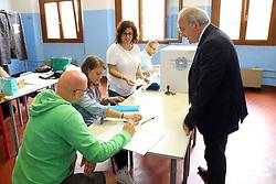ELEZIONI AMMINISTRATIVE 2016 PORTOMAGGIORE - ROBERTO BADOLATO AL VOTO