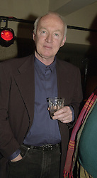 Actor JIM NORTON at a party in London on 23rd February 2000.OBK 18