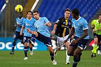 """Miroslav KLOSE Lazio<br /> Roma 6/11/2011 Stadio """"Olimpico""""<br /> Football Calcio Serie A 2011/2012 <br /> Lazio Vs Parma<br /> Foto Insidefoto Andrea Staccioli"""