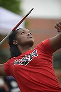 183 Ce-Ce Mazyck 2013 Paralympic Track & Field Trials in San Antonio, Texas.