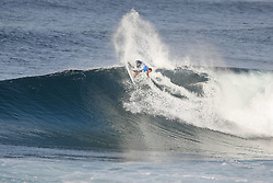 October 12, 2017 - Wiggolly Dantas of Brazil will surf in Round Two of the 2017 Quiksilver Pro France after placing second in Heat 3 of Round One at Hossegor. (Credit Image: © WSL via ZUMA Press)
