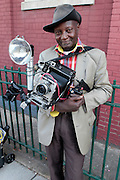 """August 27, 2016- Brooklyn, New York-United States: Photographer Louis Mendes attends the 2016 AfroPunk Brooklyn Concert Series held at Commodore Barry Park on August 27, 2016 in Brooklyn, New York City. Described by some as """"the most multicultural festival in the US,"""" which includes an eclectic line-up and an audience as diverse as the acts they come to see.  (Photo by Terrence Jennings/terrencejennings.com)"""