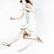 Alisha Sullivan. Pickathon Music Festival in Happy Valley, Ore., August 4th and 5th, 2012.