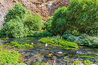 Vorotan river landmark of Syunik province Armenia eastern Europe