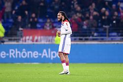 November 23, 2018 - Lyon, France - 05 JASON DENAYER (OL) - JOIE (Credit Image: © Panoramic via ZUMA Press)