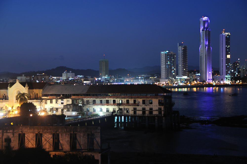 Ciudad de Panamá.<br /> <br /> Edición de 10 | Víctor Santamaría.