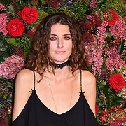 Daisy Bevan attends Evening Standard Theatre Awards at Theatre Royal, on 18 November 2018, London, UK.