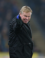 Ronald Koeman manager of Everton during the English Premier League match at the KCOM Stadium, Kingston Upon Hull. Picture date: December 30th, 2016. Pic Simon Bellis/Sportimage