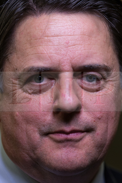 ***LNP HIGHLIGHTS OF THE WEEK 30/05/14***<br /> <br /> © Licensed to London News Pictures . 25/05/2014 . Manchester Town Hall , UK . NICK GRIFFIN at the count . The count at the Great Hall in Manchester Town Hall for the European elections NW England constituency . Photo credit : Joel Goodman/LNP