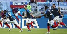 France v Argentina - 30 June 2018