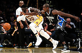 Basketball: 20170108 Los Angeles Lakers vs Orlando Magic
