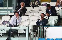 Leeds United's director of football Victor Orta reacts<br /> <br /> Photographer Alex Dodd/CameraSport<br /> <br /> The EFL Sky Bet Championship - Leeds United v Barnsley - Thursday 16th July 2020 - Elland Road - Leeds<br /> <br /> World Copyright © 2020 CameraSport. All rights reserved. 43 Linden Ave. Countesthorpe. Leicester. England. LE8 5PG - Tel: +44 (0) 116 277 4147 - admin@camerasport.com - www.camerasport.com