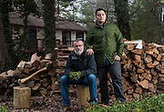 COLUMBIA, MD -- 12/20/14 -- Mark Johnson-Lewis, 48, and his son, Tyler Lewis, 22, talk about the complexity of being a biracial family..…by André Chung #_AC23223