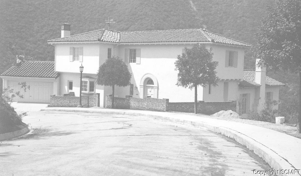 Circa 1930 2175 Castillian Dr. in the Outpost Estates