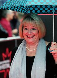 "Edinburgh International Film Festival, Sunday 26th June 2016<br /> <br /> Stars turn up on the closing night gala red carpet for the World Premiere of ""Whisky Galore!""  at the Edinburgh International Film Festival 2016<br /> <br /> Barbera Rafferty<br /> <br /> (c) Alex Todd   Edinburgh Elite media"