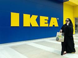 IKEA store in Dubai, United Arab Emirates,UAE