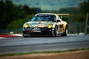 August 4-6, 2011. American Le Mans Series, Mid Ohio. 11 JDX Racing, Porsche 997 GT3 Cup