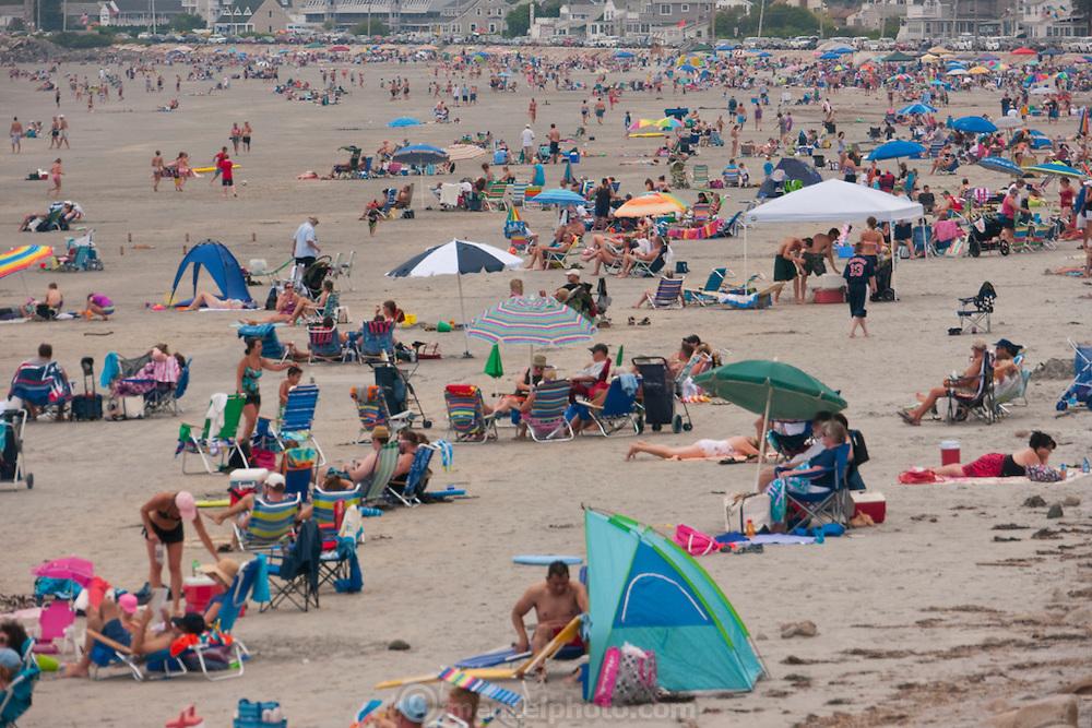 York Beach, Maine. July.
