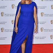 Meg Jayanth Arrivers at the British Academy (BAFTA) Games Awards at Queen Elizabeth Hall, Southbank Centre  on 4 March 2019, London, UK.