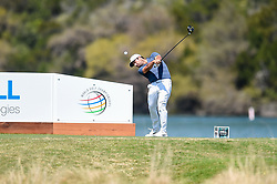March 21, 2018 - Austin, TX, U.S. - AUSTIN, TX - MARCH 21: Alexander Levy hits a teen shot during the First Round of the WGC-Dell Technologies Match Play on March 21, 2018 at Austin Country Club in Austin, TX. (Photo by Daniel Dunn/Icon Sportswire) (Credit Image: © Daniel Dunn/Icon SMI via ZUMA Press)