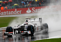 Motorsports: FIA Formula One World Championship 2012, Grand Prix of Great Britain, .#14 Kamui Kobayashi (JPN, Sauber F1 Team),
