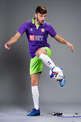 Joe Williams of Bristol City during the 20/21 media day - Rogan/JMP - 31/08/2020 - Ashton Gate Stadium - Bristol, England.