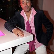 NLD/Amsterdam/20081023 - Presentatie Perfect Age creme, Bart Bosch