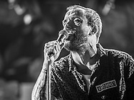 Joe Talbot of British post-punk band Idles at Haldern Pop Festival