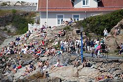 Crowds watching the Stena Match Cup Sweden. Photo: Dan Ljungsvik