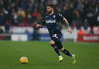 Leeds United's Mateusz Klich<br /> <br /> Photographer Stephen White/CameraSport<br /> <br /> The EFL Sky Bet Championship - Stoke City v Leeds United - Saturday 19 January 2019 - Britannia Stadium - Stoke-on-Trent<br /> <br /> World Copyright © 2019 CameraSport. All rights reserved. 43 Linden Ave. Countesthorpe. Leicester. England. LE8 5PG - Tel: +44 (0) 116 277 4147 - admin@camerasport.com - www.camerasport.com