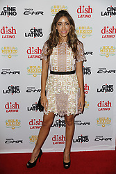 LOS ANGELES, CA - JUNE 7 Fernanda Romero attends the 9th Annual Hola Mexico Film Festival Opening Night at the Regal LA LIVE in downtown Los Angeles, on June 7, 2017 in Los Angeles, California. Byline, credit, TV usage, web usage or linkback must read SILVEXPHOTO.COM. Failure to byline correctly will incur double the agreed fee. Tel: +1 714 504 6870.
