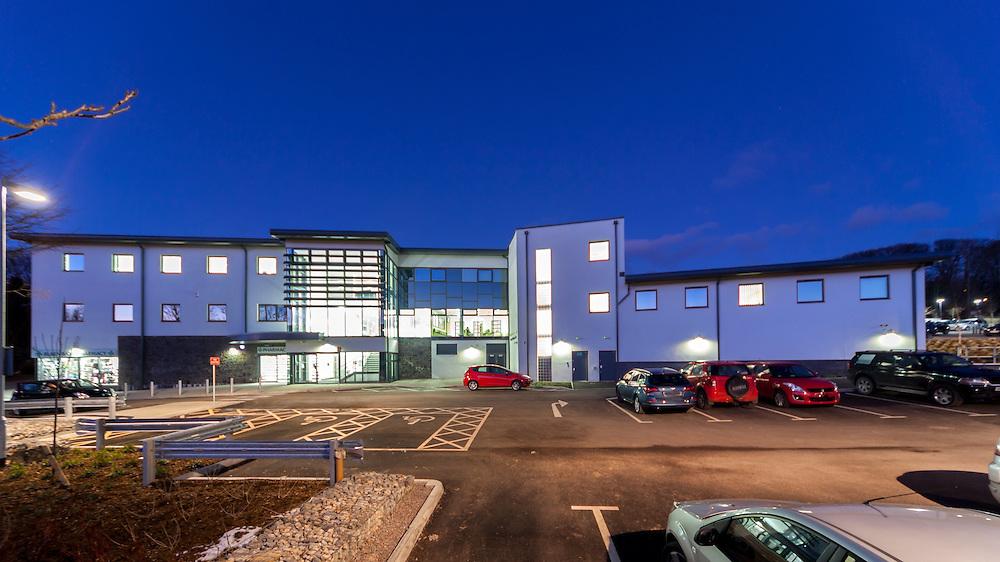 Health Centre, Blaenavon, Wales