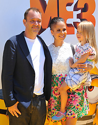 June 24, 2017 - Los Angeles, CA, United States - Trey Parker arriving at the premiere of 'Despicable Me 3' at The Shrine Auditorium on June 24, 2017 in Los Angeles, California  (Credit Image: © Peter West/Ace Pictures via ZUMA Press)