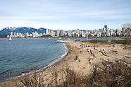 Vancouver April 2009 Dog Beach